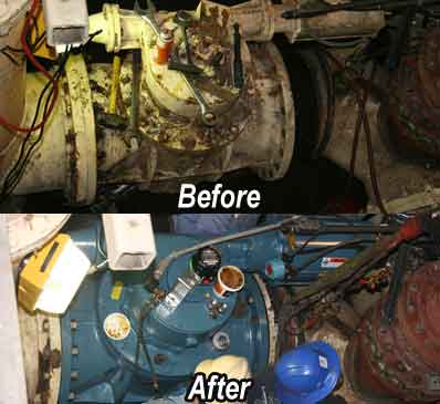 Valve Replacement Services