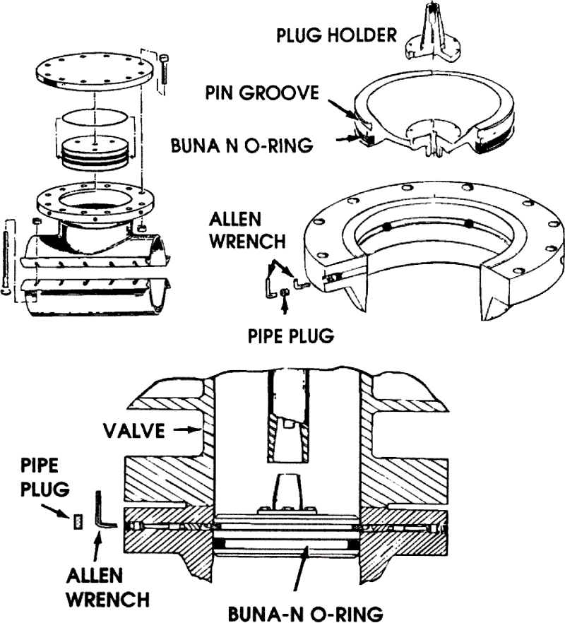 Completion Plug Assemblies